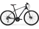 MERIDA CROSSWAY 600 Matt Dark Grey(Red/Silver Gry)