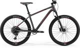 BIG.SEVEN 600 Matt Dark Silver(Black/Red)