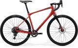 Merida SILEX 600 Glossy X'Mas Red(Matt Black)