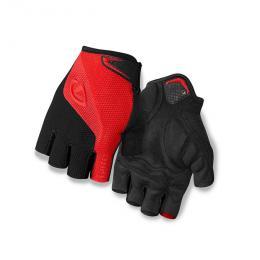 GIRO rukavice BRAVO-red/black - zvětšit obrázek