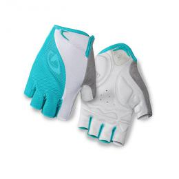 GIRO rukavice TESSA-turquoise/white - zvětšit obrázek