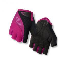 GIRO rukavice Tessa-black/berry - zvětšit obrázek