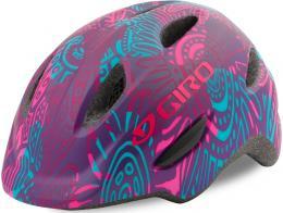 GIRO Scamp Mat Purple Blosom XS - zvětšit obrázek