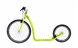 Koloběžka KOSTKA TOUR MAX (G5) Neon lemon - zvětšit obrázek