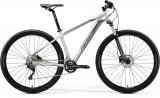 Merida BIG.NINE 80 Matt Titan(Black/Silver)