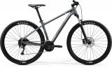 Merida BIG.NINE 100 Matt Dark Grey(Silver)