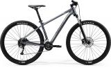 Merida BIG.NINE 200 Glossy Anthracite(Black/Silver)