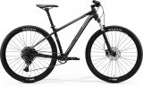 Merida BIG.NINE 400 Matt Black(Silver/White)