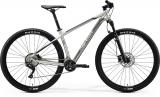 Merida BIG.NINE 500 Silk Titan(Silver/Black)