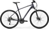 Merida CROSSWAY 500 Glossy Anthracite(Black/Silver)