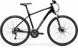 Merida CROSSWAY XT-EDITION Glossy Black(Matt Silver/Black)