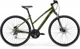 Merida CROSSWAY 20-D LADY MOSS GREEN(SILVER-GREEN/BLACK)