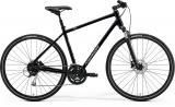 Merida CROSSWAY 100 Glossy Black(Matt Silver)