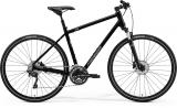 MERIDA CROSSWAY 300 Glossy Black(Matt Silver)