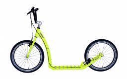 Koloběžka KOSTKA TWENTY MAX (G5) Neon lemon - zvětšit obrázek