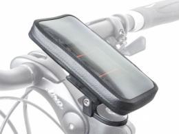 Brašna na představec na telefon I-Shell 135 x 70 mm (černá)  - zvětšit obrázek