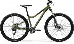 Merida MATTS 7. 300 Silk Fog Green(Black/Orange) - zvětšit obrázek