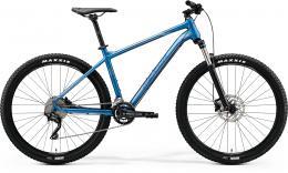 Merida BIG.SEVEN 300 Matt Light Blue(Glossy Blue/Silver) - zvětšit obrázek