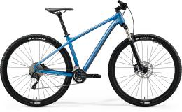 Merida BIG.NINE 300  Matt Light Blue(Glossy Blue/Silver) - zvětšit obrázek