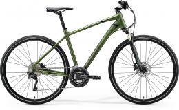 Merida CROSSWAY XT-EDITION Matt Fog Green(Glossy Green/Black) - zvětšit obrázek