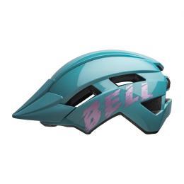 BELL Sidetrack II Youth Light Blue/Pink - zvětšit obrázek
