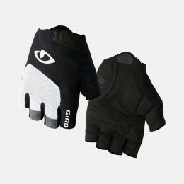 GIRO rukavice BRAVO Gel White/Black - zvětšit obrázek