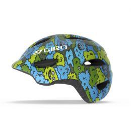 GIRO Scamp Blue/Green Creature Camo XS - zvětšit obrázek